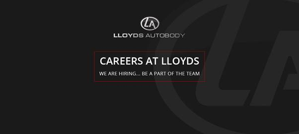 Lloyds Autobody Blog