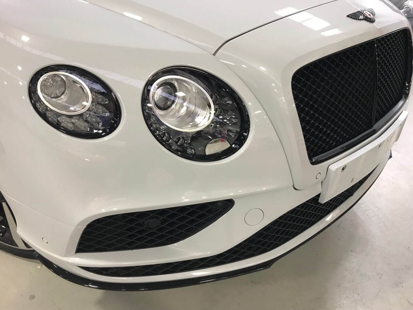 Bentley Trim