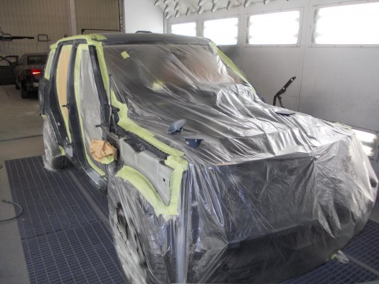 Paintwork Preparation