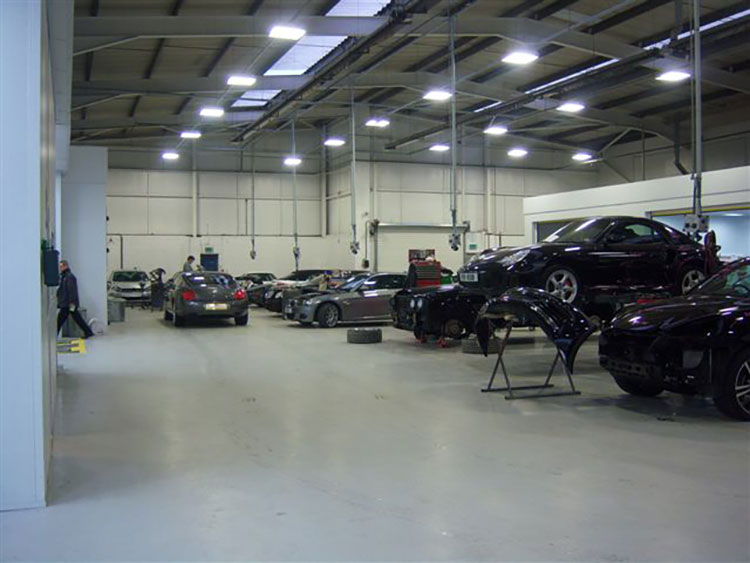 Lloyds Workshop